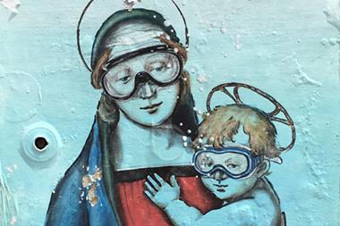 Benátský street art - Blub, Banksy a ti další